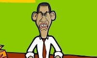 Obama Hellboy 2: Pasukan Emas