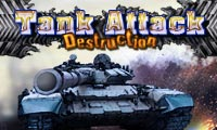 Attaque au tank