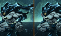 Batman Spot the Differences