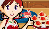 Kersthapjes: Sara's kookcursus