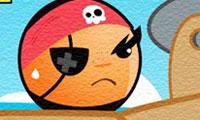 Schietende piraat