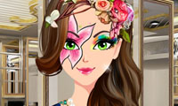 Flowerpower make-up