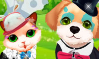 La gatita y el perro
