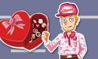 Экспресс-доставка: конфеты на дом