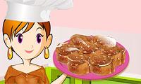 Kelas Memasak Sara: Kue Gulung Karamel