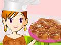 Caramel Rolls: Sara's Cooking Class