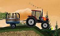 Tractor Mania: Truck Game