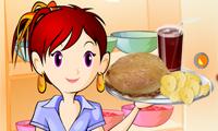 BBQ-Hähnchen: Saras Kochunterricht