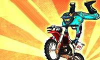 Moto X Temerario