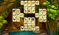 Mahjong i det vilda Afrika