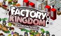 Factory Kingdom: Run Your Own Business Game