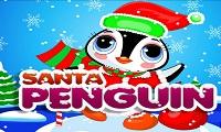 Pingüina Mamá Noel
