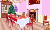 Sala da pranzo di Natale 2
