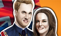 Kate & William Berdandan