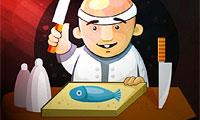 Potongan Sushi