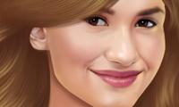 Demi Lovato Makeover