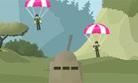 Pak die parachutisten!