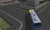 Estacionando o Ônibus Escolar 3D