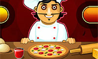 Pizza Bar: Restaurant Food Serving Game
