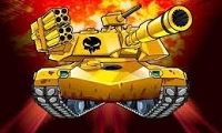 Big Battle Tanks: Multiplayer Game