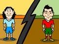 Messi CR7 Saw