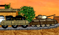 Tank Mania: Army Game