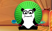 Накорми панду!