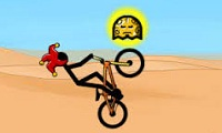 Stickman: BMX-freestyle