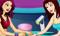El salón de manicura de Chloe