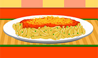 Emma's Recipes: Spaghetti Bolognese - Cooking Game