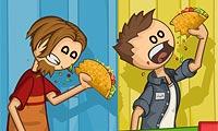 Papas taco-restaurang