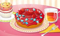 Mein leckerer Donut