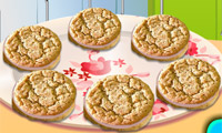 Peanut Cookies: Sara's Cooking Class