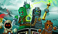Heroica: The Adventures Lego Game