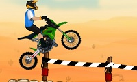 Desafio do Motocross