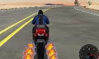 Corsa in moto