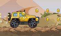 Rocky Rider 2: Monster Truck Game