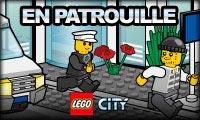 Kota Lego: Patroli