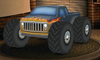 Truk Monster 3D