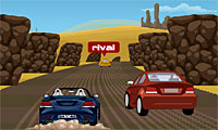 Just Shut Up & Drive: Race Car Game