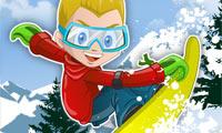 Snowboardstunts
