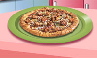 Homemade Pizza: Sara's Cooking Class