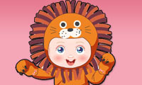 Babies as Animals Perfect Dress-Up
