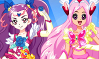 Pretty Cure 1: Anime Dress Up Game
