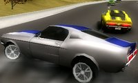 Country Ride: Race Car Game