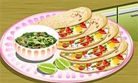 Tacos poisson: École de cuisine de Sara