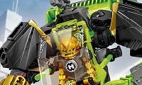 LEGO Fábrica de Heróis