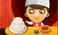 Cake Bar: Restaurant Food Serving Game