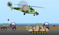 Heliwars: Army Helicopter Game