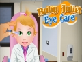 Baby Juliet: Eye care